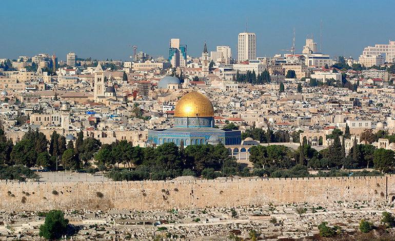"""Honduras abrirá """"de inmediato"""" una extensión de la embajada de Israel en Jerusalén"""