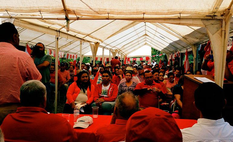 Liberales hacen un llamado a la unidad en reunión de Danlí