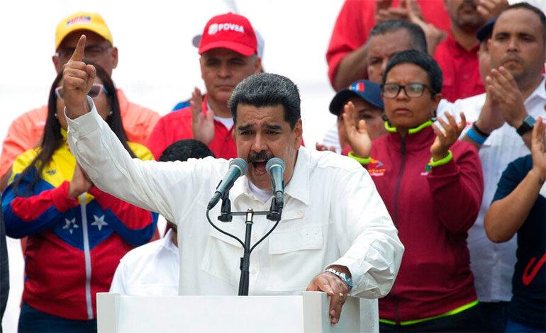 Gobierno de Maduro reitera intención de dejar la OEA