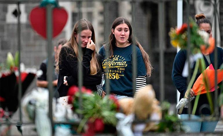 Piden investigar el paso por España del autor de la matanza de Nueva Zelanda
