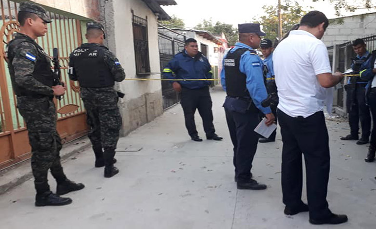 Ultiman a balazos a un hombre en Choloma, Cortés