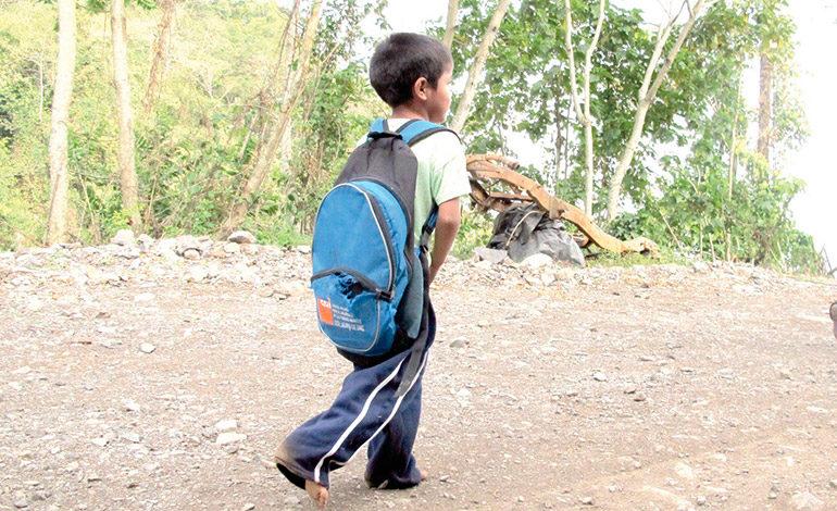 Directora del Unicef conocerá sobre respuesta a niños afectados por violencia