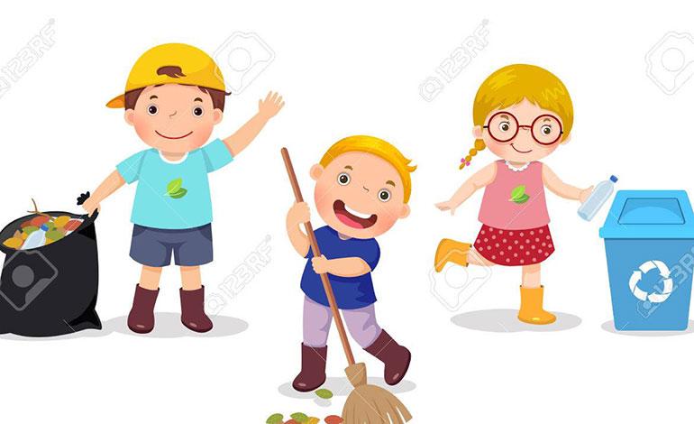 Niños + Reciclaje