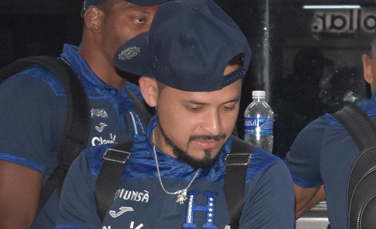 """Omar Elvir tras no debutar con la selección: """"Todo será a su momento"""""""