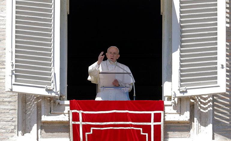 El papa ora para que Nicaragua resuelva su crisis política