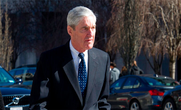 Informe de Mueller dice que Trump no se coordinó con Rusia