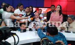 David Romero se presenta a Radio Globo y pide garantía a su seguridad personal (Video)