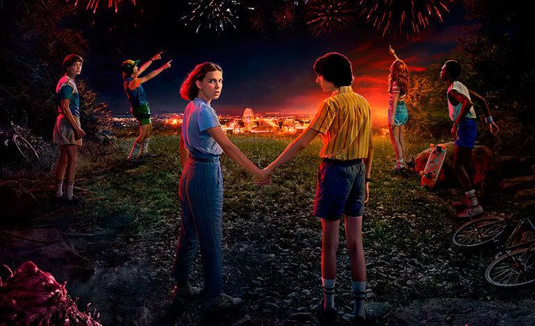 """""""Stranger Things 3"""" amenaza con un verano de locura"""
