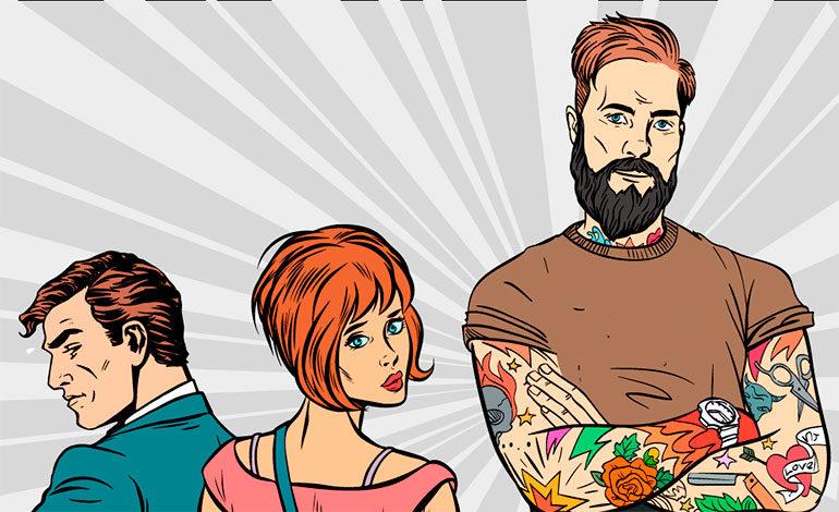 Cómo influyen los tatuajes en la vida sexual de alguien