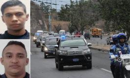 Doloroso adiós a policías Tigres que murieron en enfrentamiento en Olancho (Video)