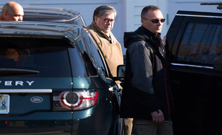 Trama Rusa: Barr prepara informe sobre conclusiones de la pesquisa de Mueller