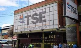 TSE: Expulsión violenta Ley Electoral