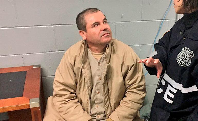 """Abogados de """"El Chapo"""" piden nuevo juicio"""