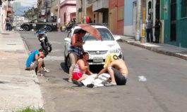 A puñaladas matan a hombre en Tegucigalpa