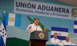 Definen nueva negociación para la Unión Aduanera en el Triángulo Norte
