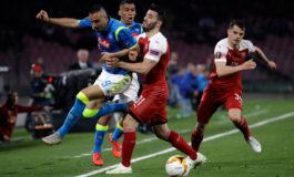 Arsenal conquista San Paolo y se cita con el Valencia en semifinales