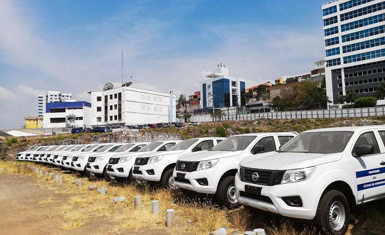 DARA adquiere 42 vehículos para la atención de los 26 puntos aduaneros del país