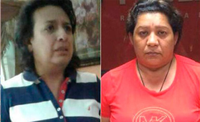 Corte de Apelaciones manda de nuevo a Támara a cuñada y esposa de Barralaga