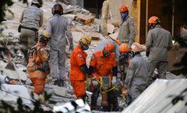 Brasil: sube número de muertos por derrumbe de edificios