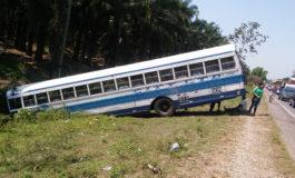 Un muerto deja accidente vial en Tela, Atlántida