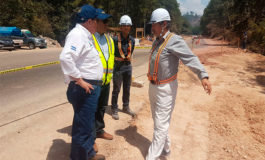Suspenderán obras de trabajo en la carretera a Danlí previo al feriado de Semana Santa