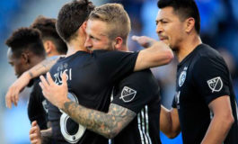 Roger Espinoza y Kansas tropezaron en la MLS