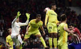 Lozano y Girona sufrieron derrota ante el Atlético de Madrid