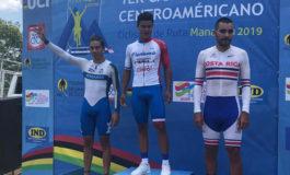 Plata y bronce conquistan ciclistas en Centroamericano