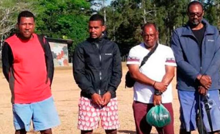 Colombianos acusados de tráfico de drogas son enviados a La Tolva