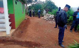 Ministerio Público realiza allanamientos en Comayagua, La Paz e Intibucá