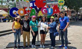Según promotores: Comayagua atrajo a más de 60 mil turistas en Semana Santa