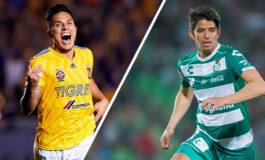 Tigres-Santos Laguna inician lucha por boleto a la final de Concacaf