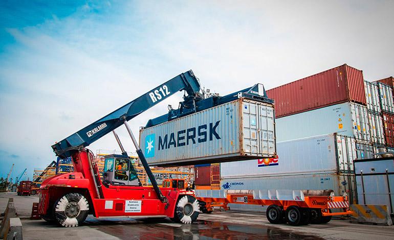 Exportaciones a través de Puerto Cortés crecen 3.3%