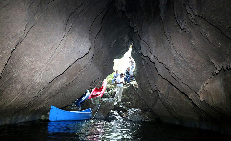 Cuevas de Susmay: Un paraíso en Gualaco que espera a veraneantes