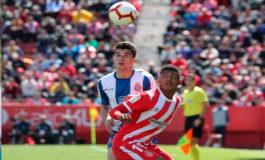 Lozano titular en la derrota del Girona