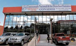 Conadeh exhorta al CN a atacar causas del desplazamiento forzado de personas