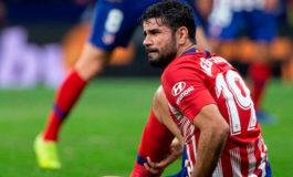 Atlético recurrirá ante Apelación los ocho partidos de sanción a Diego Costa