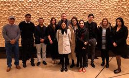 Delegación hondureña recibe taller de garantías recíprocas