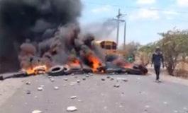 Nueva protesta en Choluteca
