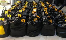 Descubren 1,4 toneladas de cocaína en contenedor que pasaría por Honduras