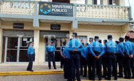 """Más de 100 detenidos deja la operación """"Odiseo IV"""" en varios departamentos"""