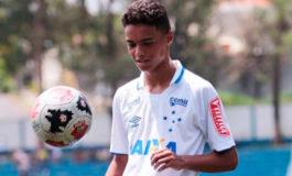 Cruzeiro ficha a hijo de Ronaldinho Gaúcho para sus equipos juveniles