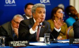 Lenín Moreno aboga por defensa de DDHH en el continente