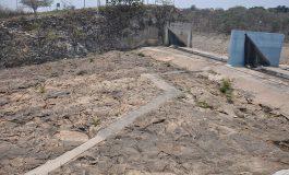 Menos del 50% de agua queda en las represas de la capital