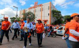 500 empleados quieren abandonar Hondutel