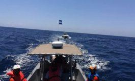 Rescatan a seis extranjeros de un barco naufragado en Honduras