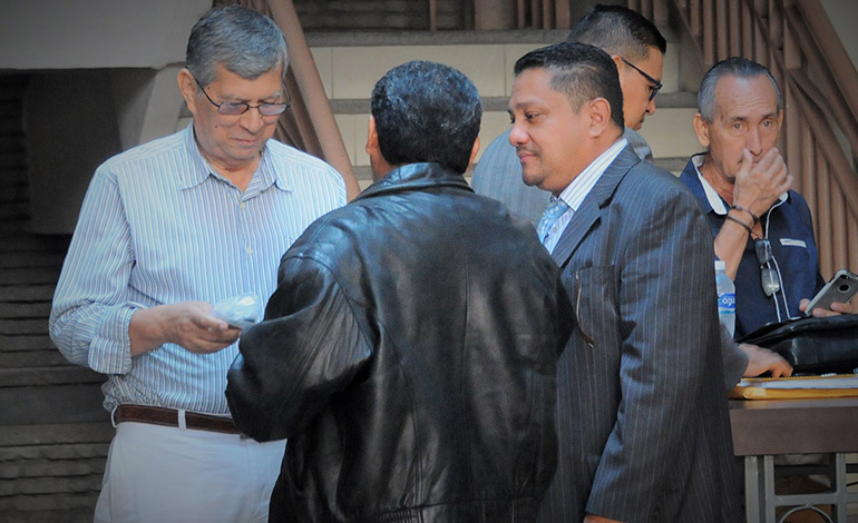 Continúan con evacuación de la prueba de cargo por caso Gualcarque