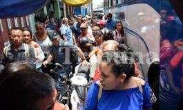 Inicia segunda movilización masiva de viajeros en Semana Santa