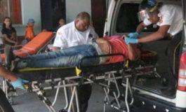 Heridos de bala cuatro migrantes hondureños