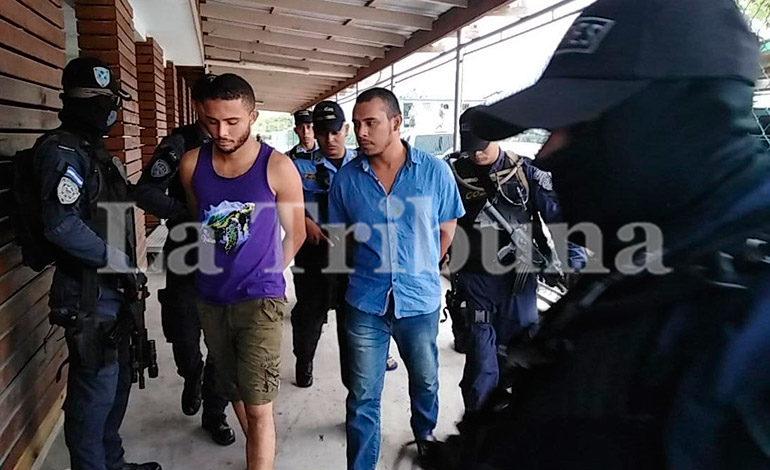 """Trasladan a hijo de """"El Negro"""" Lobo a prisión de La Ceiba"""